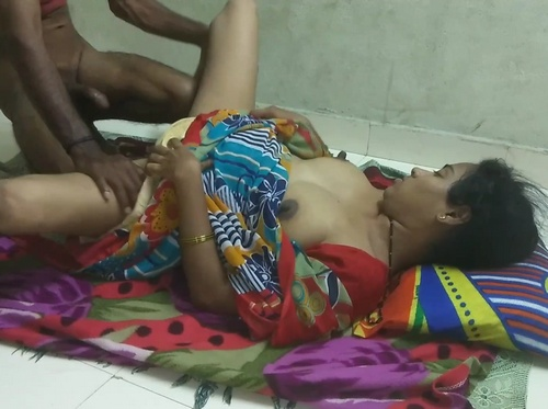 Horny Telugu Couple Making Out And Having Passionate Sex